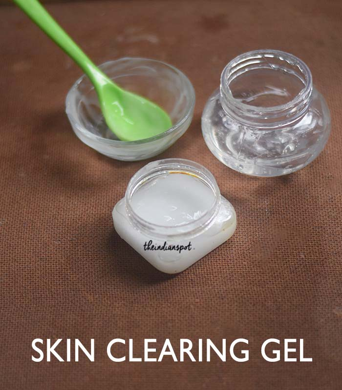 OVERNIGHT SKIN CLEARING GEL