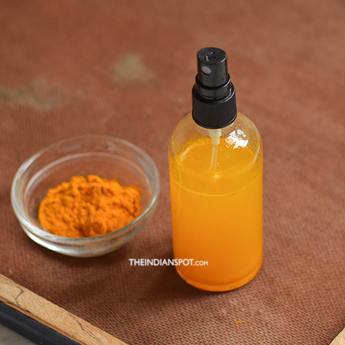 TURMERIC FACE WASH for smooth radiant skin
