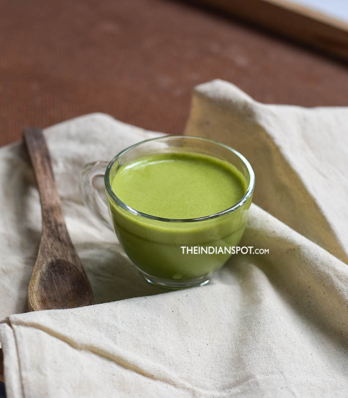 BOMBPROOF MATCHA RECIPE