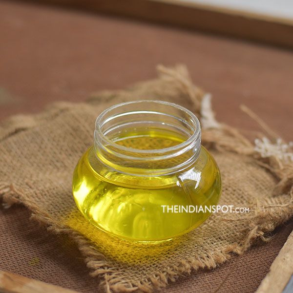 BODY MASSAGE OIL RECIPE FOR SOFT, FIRM AND TIGHTER SKIN