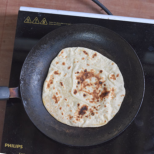 2-Ingredient Flat Bread Recipe