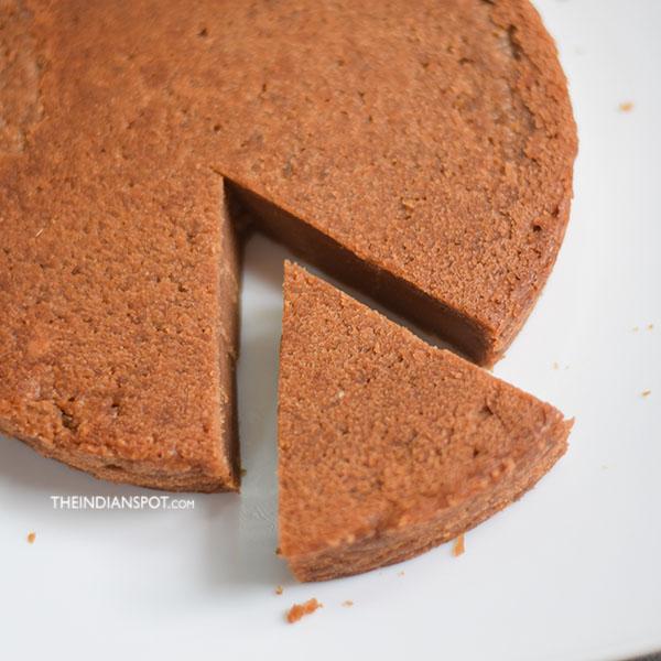 3-INGREDIENT BISCUIT CAKE