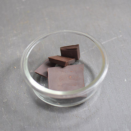 2-INGREDIENT CHOCOLATE GANACHE