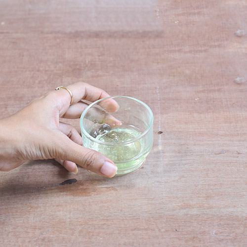 APPLE CIDER VINEGAR SERUM- Clear and balanced skin
