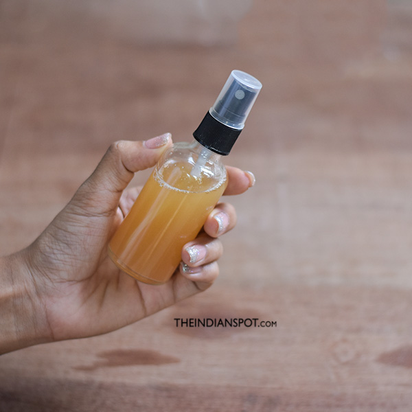 OILY SKIN APPLE FACE CLEANSING MIST