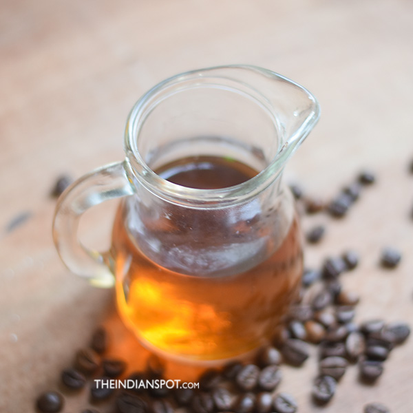3-INGREDIENT COFFEE SYRUP