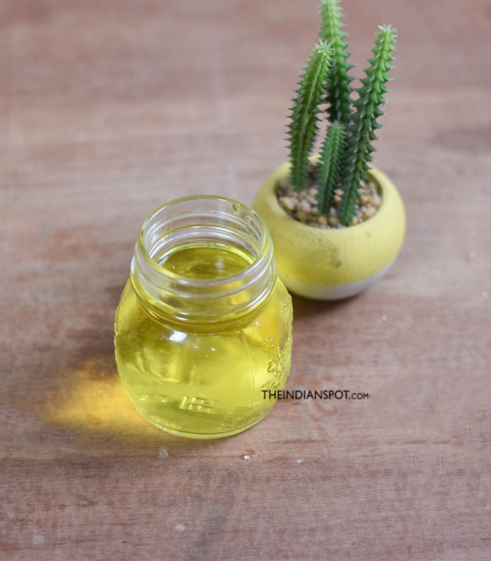 NATURAL OIL TREATMENT FOR BALDNESS