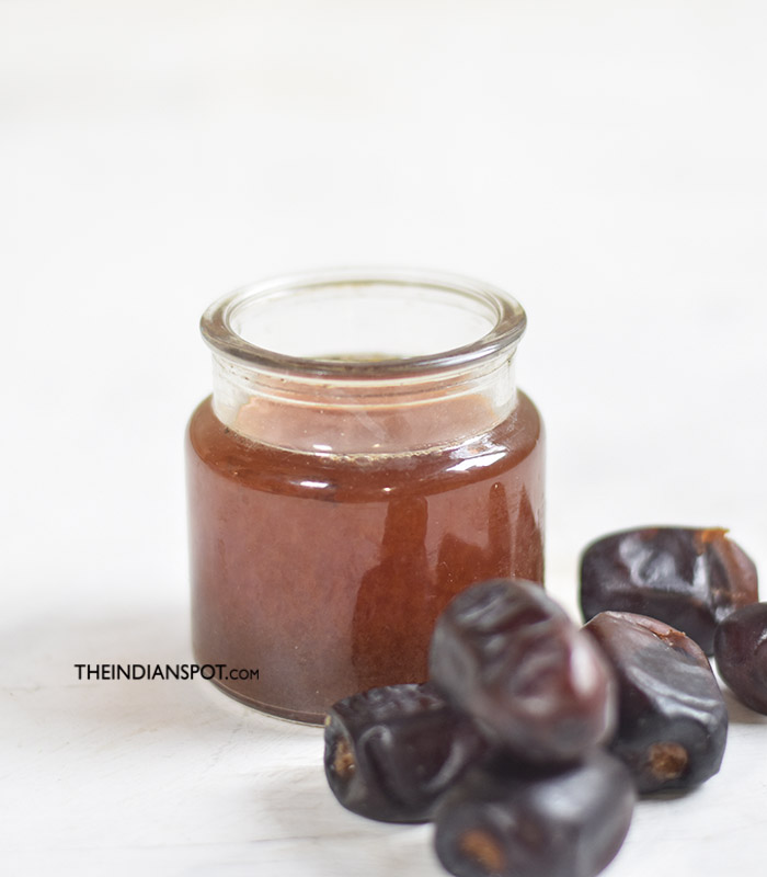 DATES TONIC FOR STRENGTH AND ENERGY