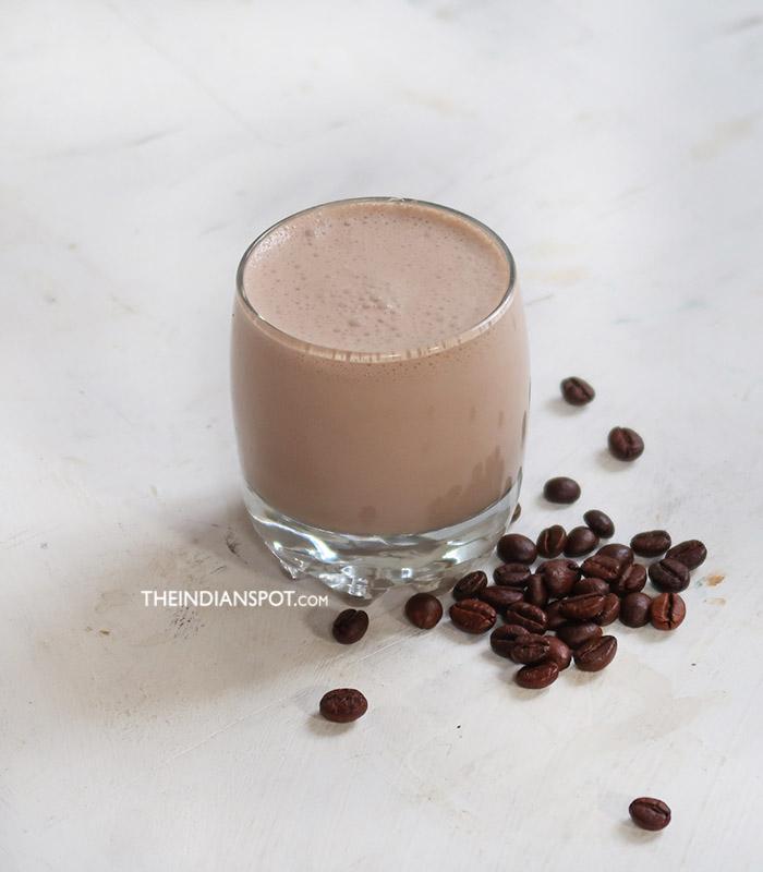 COCONUT COFFEE SMOOTHIE
