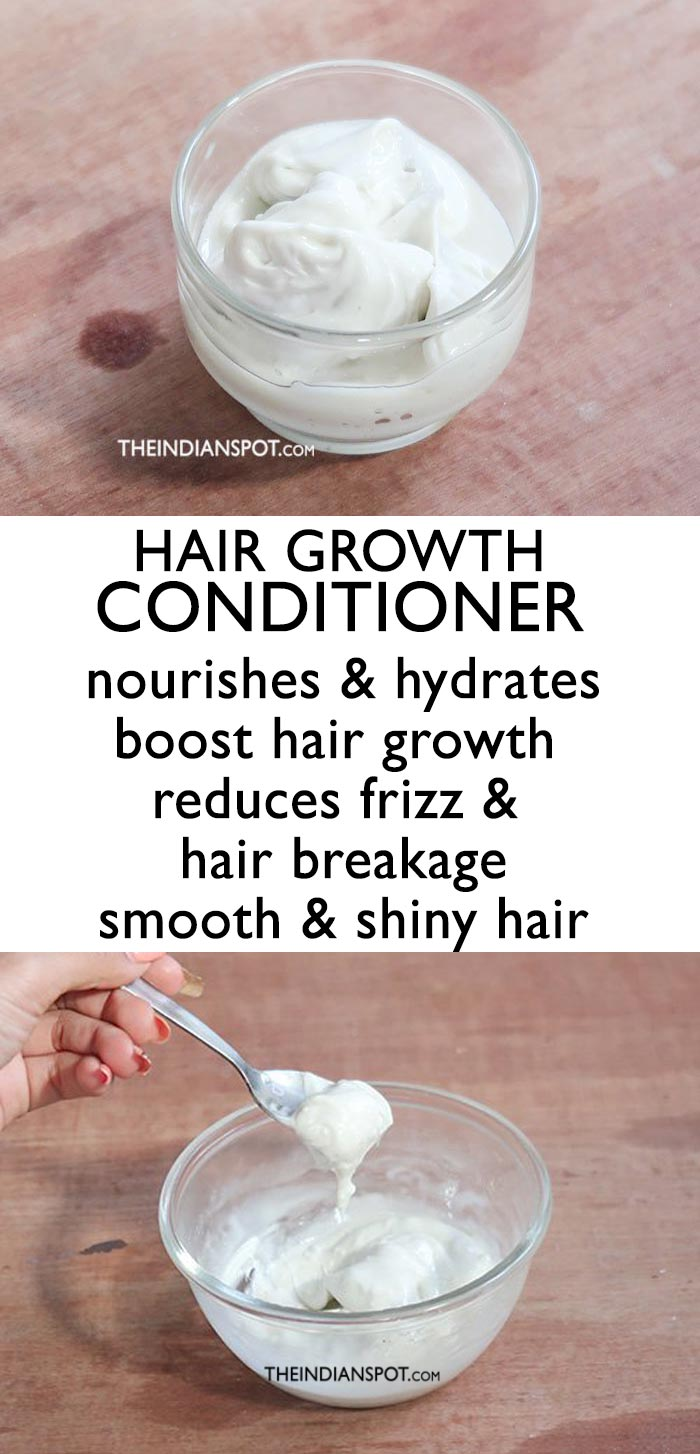 NATURAL HAIR GROWTH CONDITIONER