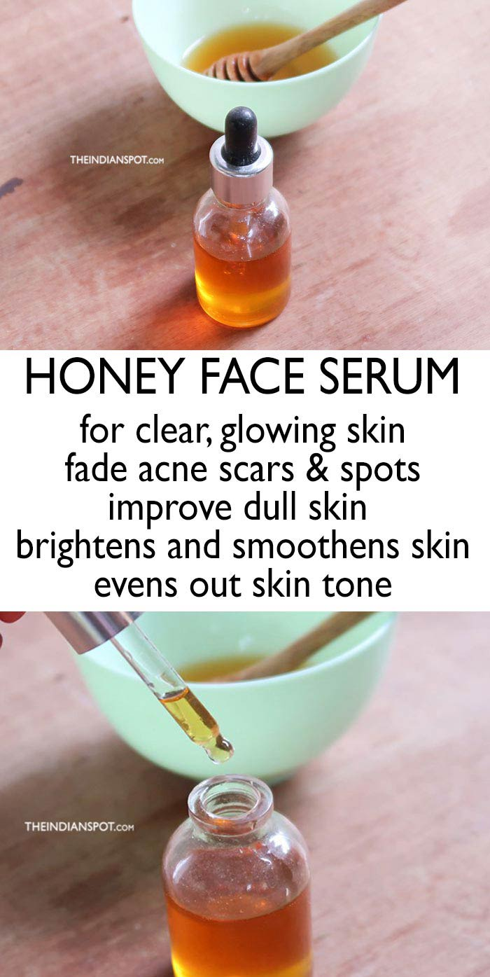 HONEY FACE SERUM FOR CLEAR SKIN