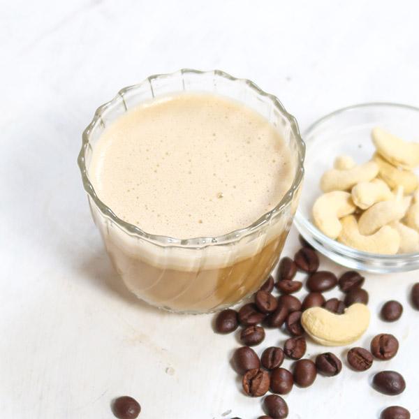 CASHEW COFFEE- VEGAN AND CREAMIEST!