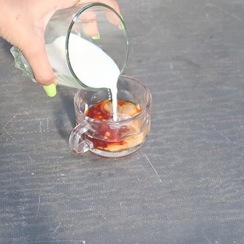 SWEET CINNAMON MILK TEA