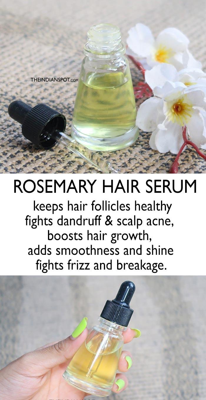 2-INGREDIENT ROSEMARY HAIR SERUM