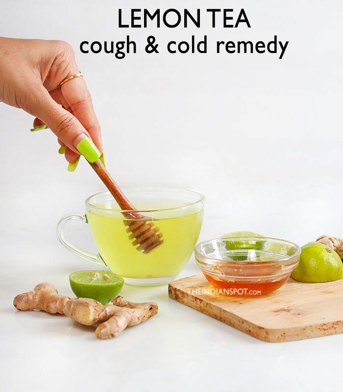 LEMON TEA COLD REMEDY