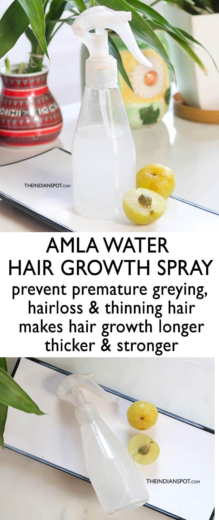 AMLA WATER HAIR GROWTH SPRAY
